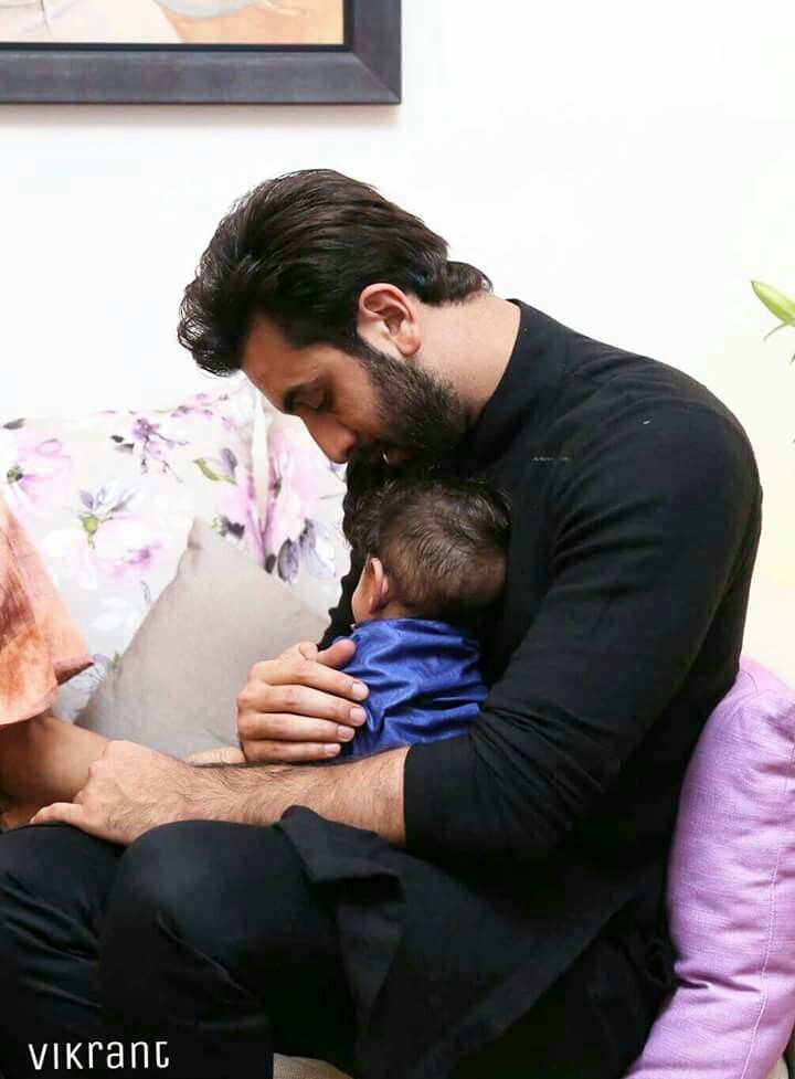 Ranbir is so suit for be father. He will be best father.Please marry now