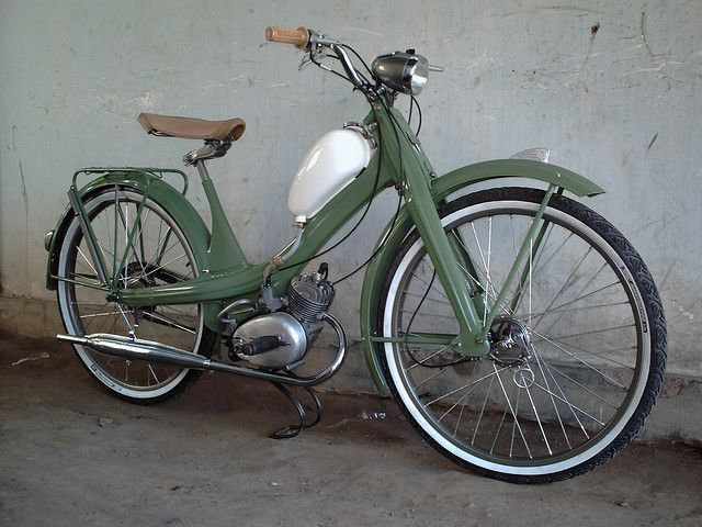 NSU Quickly-S #moped