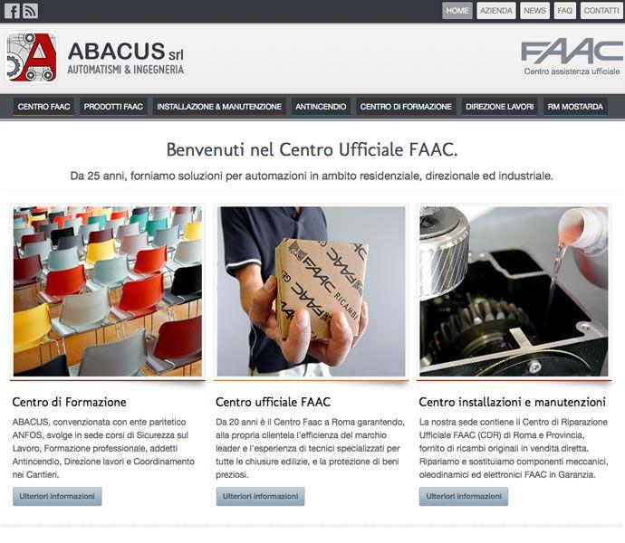 ABACUS. Centro FAAC