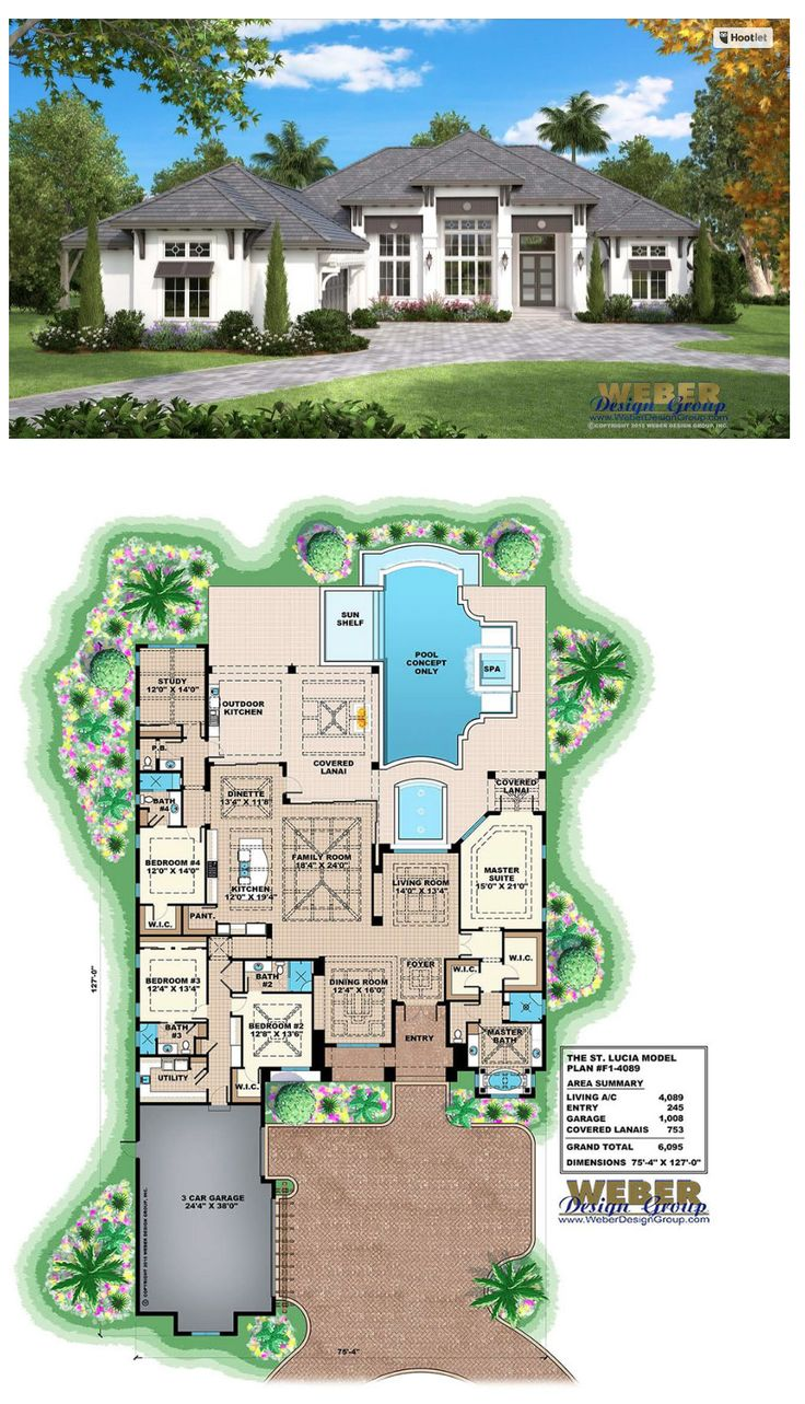 60 best Waterfront House Plans images on Pinterest Beach house