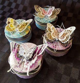 Pretty Things With Kaszazz: Pretty Little Tins