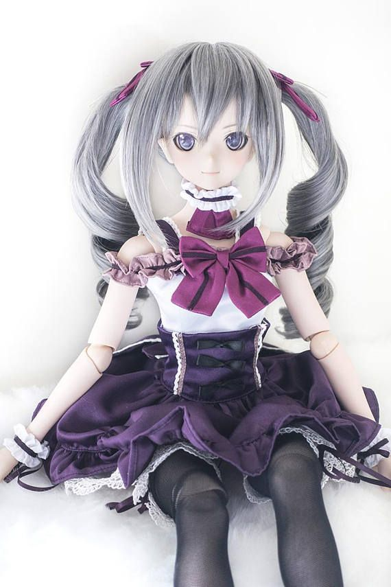 Idolmster RANKO KANZAKI SSR Ver. Outfit & Wig