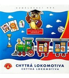 Chytrá lokomotiva -