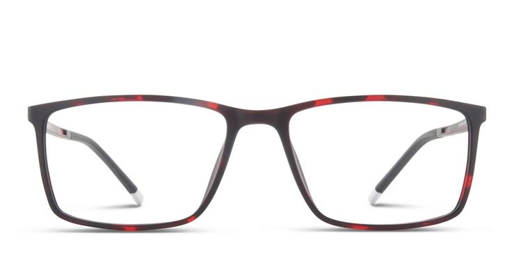 The Sierra is a trendy rectangular frame that leaves a lasting impression. Crafted from premium acetate, it features flexible arms with spring hinges and coated tips for a comfortable, no-slip grip.
