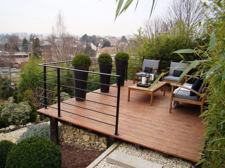 Les 31 meilleures images à propos de terrasses / garde corps sur ...