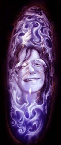 Airbrush by Rick Westcott at Voodoo Tattoo and Artworx. www.facebook.com/vdtattooartworx
