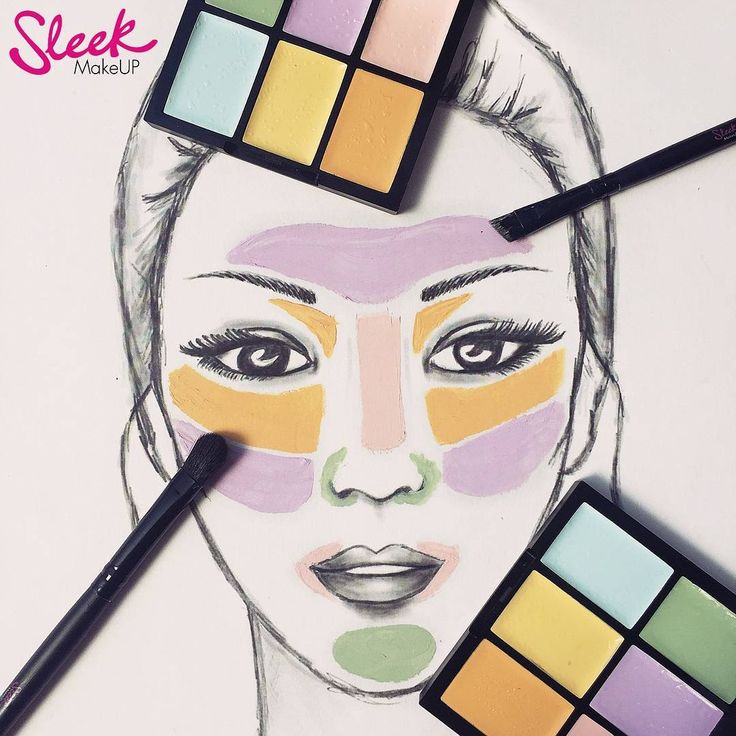 NEW Colour Corrector Palette?  SLEEK