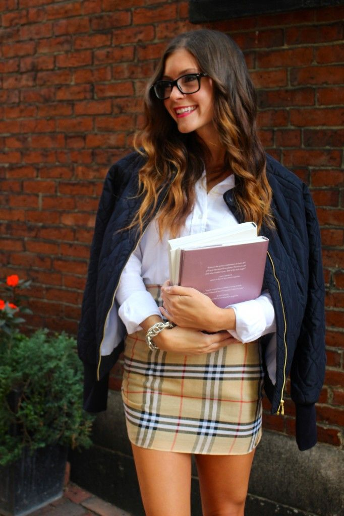 The GANT Way at Suffolk University | College Fashion Trends and Style Tips