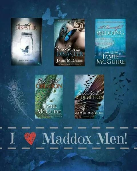 I love Maddox men