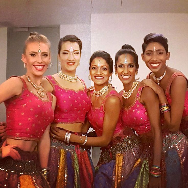 Melbourne, Australia based Sapphire Dancers bring Bollywood flair to the Premier's Gala 2016.