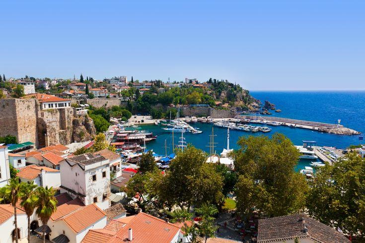 Turkey, Antalya – Uℓviyya S.