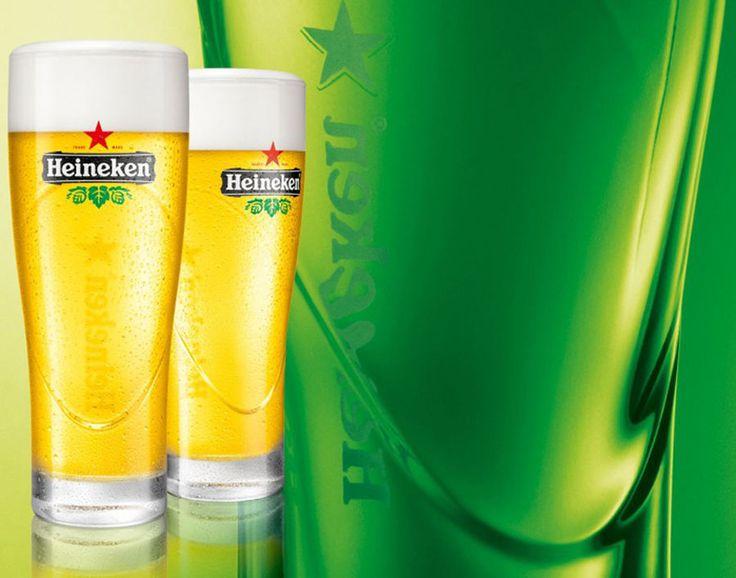€ 3,99  Bicchiere in vetro birra heineken mercato francia cl.25 collezione idea regalo