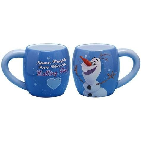 Westland Giftware Disney Frozen Olaf Ceramic Mug 14 oz Multicolor @ niftywarehouse.com #NiftyWarehouse #Disney #DisneyMovies #Animated #Film #DisneyFilms #DisneyCartoons #Kids #Cartoons