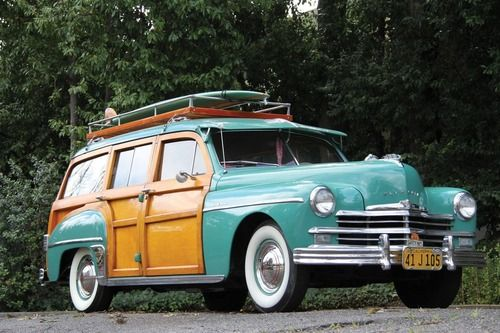Love this woody wagon. You can keep your new SUVs, give me something with some character :)