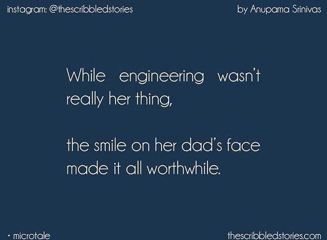 Sorry dreams.... I love my Father more...                       - Surjatapa