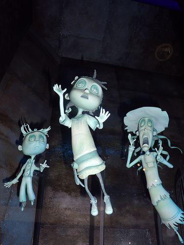 Coraline- Ghost Children