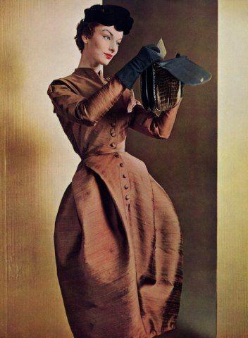 Jean Dessès 1953 Evening Gown