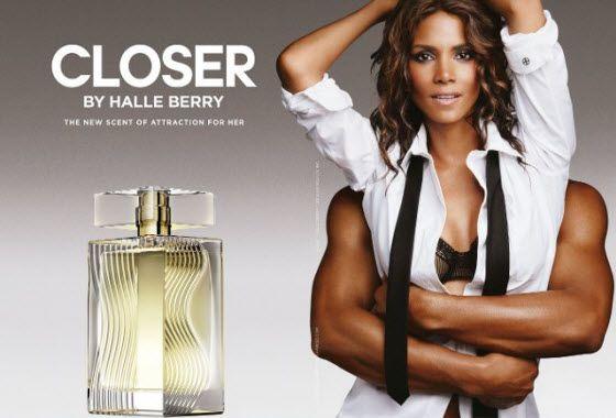 El anuncio de Halle Berry de su perfume Closer