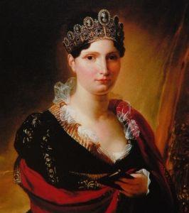 Élisa Bonaparte Napoleon's younger sister
