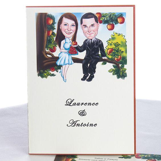 Joyeuxmariage faire part mariage humoristique