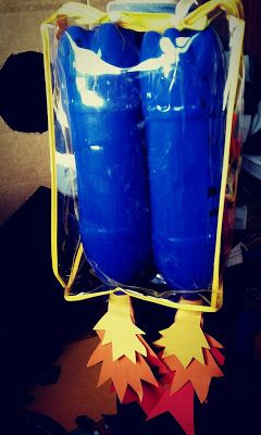 Jetpack voor astronauten knutselen