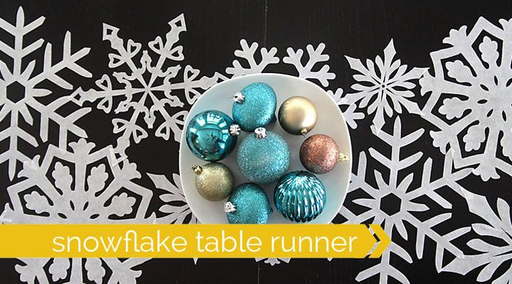 snowflake-table-runner-christmas-home-decorations-how-to-make-silhouette-.jpg (720×400)