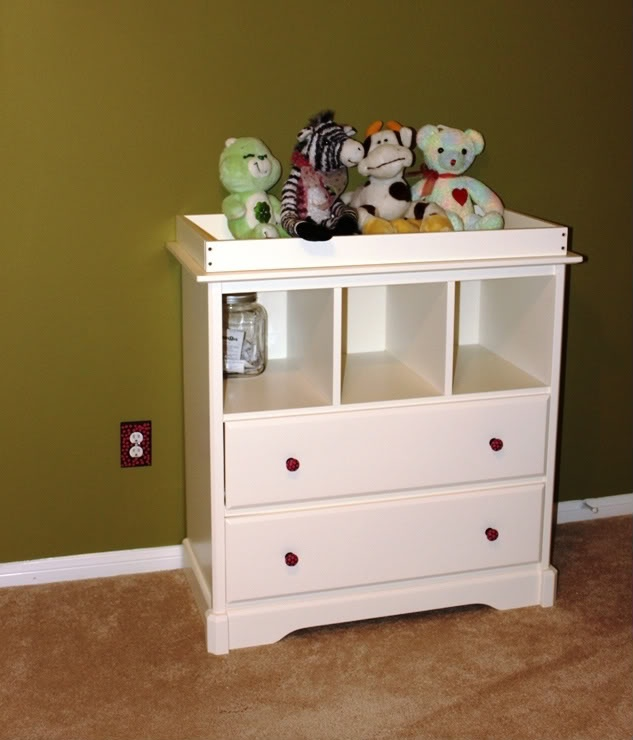 Changing Table Baby Room