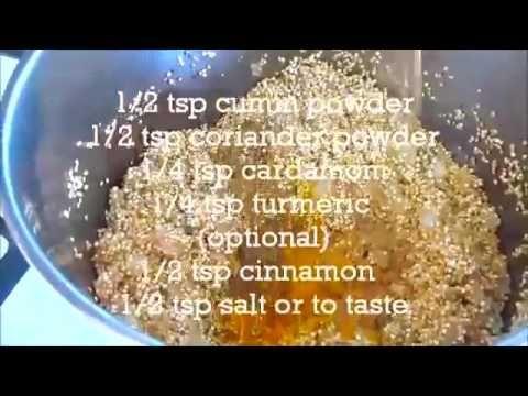 How to Make Quinoa Biryani   Recipe#136 | how to cook mutton biryani, | how to cook prawn biryani,  how to cook fish biryani, how to cook lamb biryani recipe, how to cook egg biryani, how to cook mushroom biryani, how to cook beef biryani,how to cook paneer …  http://LIFEWAYSVILLAGE.COM/cooking/how-to-make-quinoa-biryani-recipe136-how-to-cook-mutton-biryani-how-to-cook-prawn-biryani/