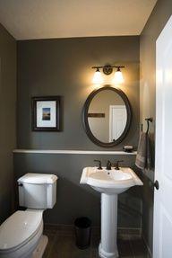 Half Bathroom Ideas Google Search Downstairs Bathroom Pinterest Half
