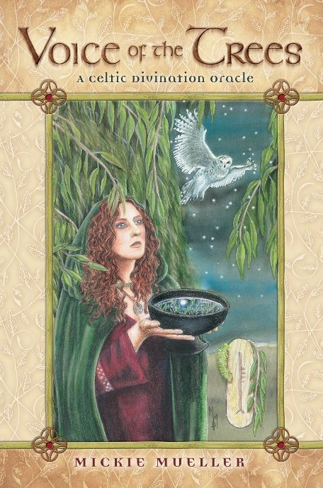 The cover of my deck, Voice of the Trees