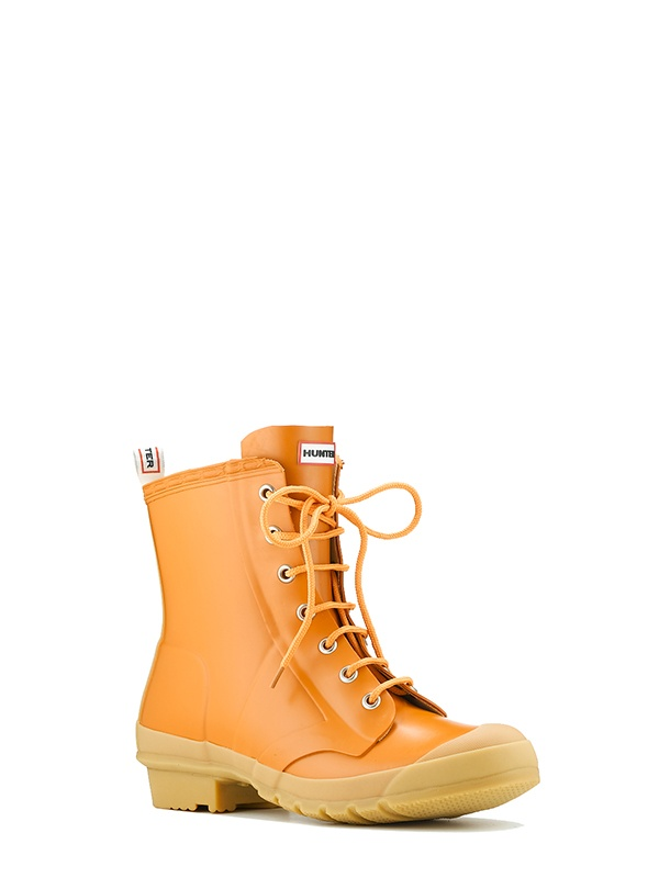Lace Up Combat Boot | Mens Boots | Hunter Boot Ltd. I want these. My feet would also love staying dry