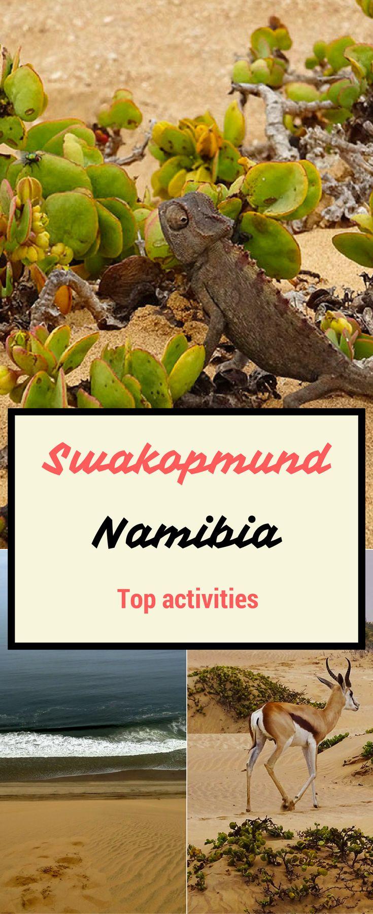 Guide tour to Swakopmund | Viste Namibia | Top things to do in Namibia | things to do in Swakopmund