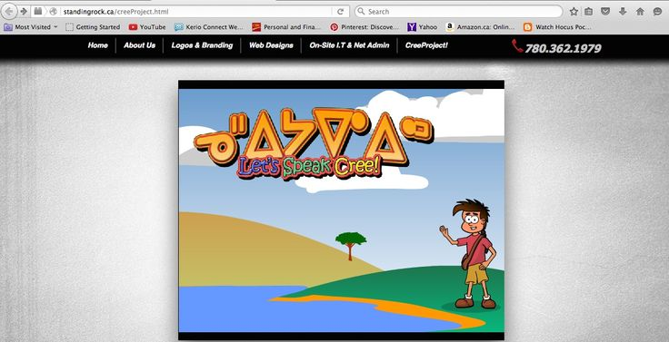 Here is a website that has Cree songs and Syllabics.