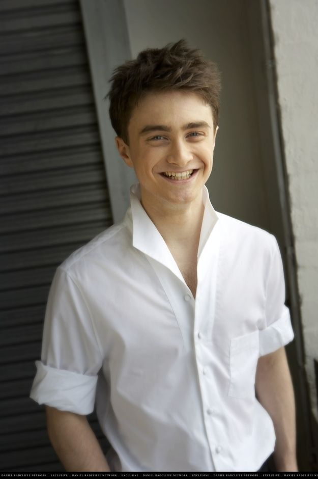 "<b>Happy Birthday <strike>Harry Potter</strike> Daniel Radliffe!</b> The actor turns 23 on July 23 -- making that his ""golden birthday!"" -- so let's take a look back, and try to pinpoint exactly which year it was okay to start realizing he was turning out foxy."