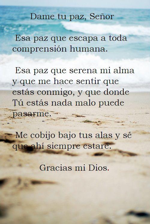 Gracias Dios ♥