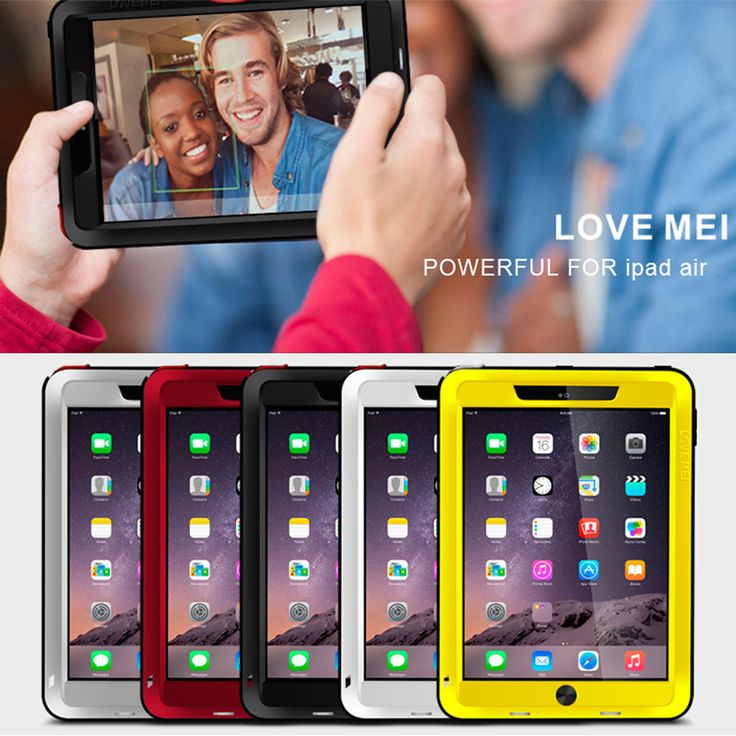 Check this product! Only on our shops   New 2015 For iPad Air LOVE MEI Powerful Waterproof Metal + Silicone Hybrid Case & Gorilla Glass Temperd Glass Screen Protector - US $43.23 http://computershopcity.com/products/new-2015-for-ipad-air-love-mei-powerful-waterproof-metal-silicone-hybrid-case-gorilla-glass-temperd-glass-screen-protector/