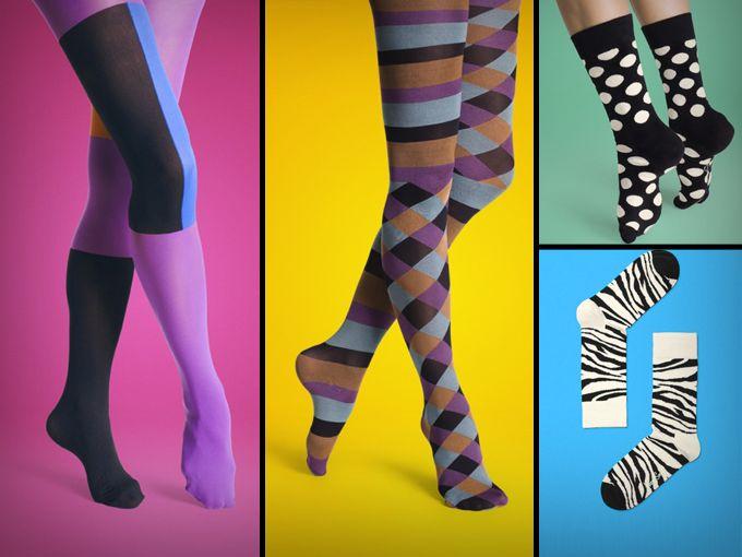 Calcetines felices para alegrar tus pies