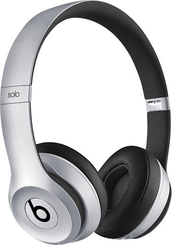 Beats by Dr. Dre - Solo 2 On-Ear Wireless Headphones - Space Gray