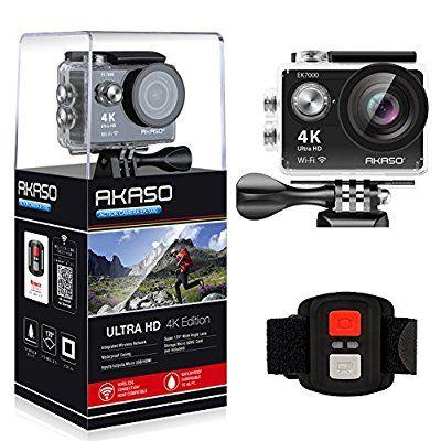 AKASO EK7000 Sports Waterproof Camcorder