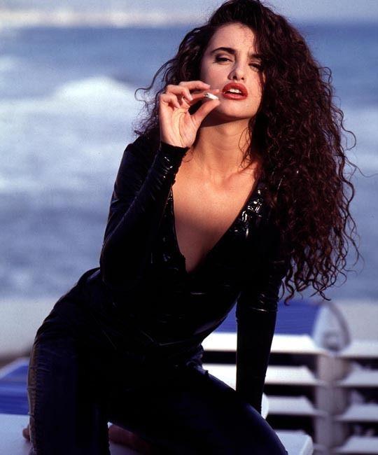 Penelope Cruz, 1992