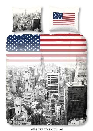 Dekbedovertrek 1 persoons New York: Dekbedovertrek 100, Kids Room, City Slaapkamer, Dekbedovertrek 3829, York Dekbedovertrek, New York, Style Dekbedovertrek