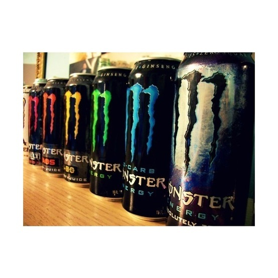 Low Cal Monster Energy Drink