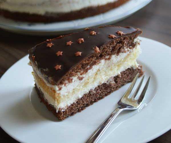Geheime Rezepte: Drei - Tage - Torte