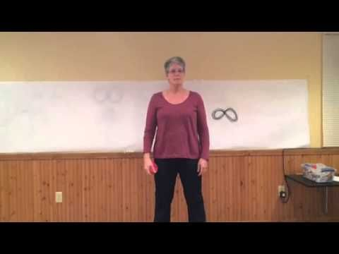 Ball and bean bag exercises to integrate ATNR