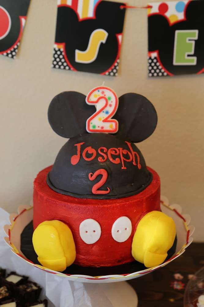 mickey mouse birthday - photo #22