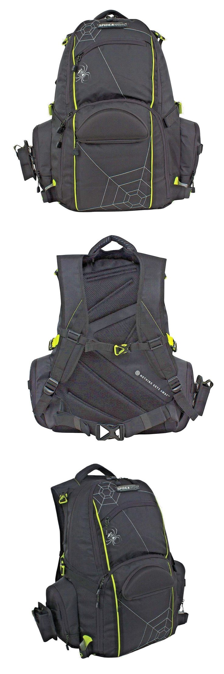 17 best ideas about fishing backpack on pinterest for Spiderwire fishing backpack