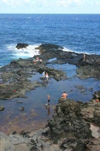 Driving the Wild Side of Maui / Olivine Pools -  Maui Revealed:  A Real Gem