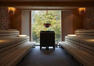forest sauna - Google Search