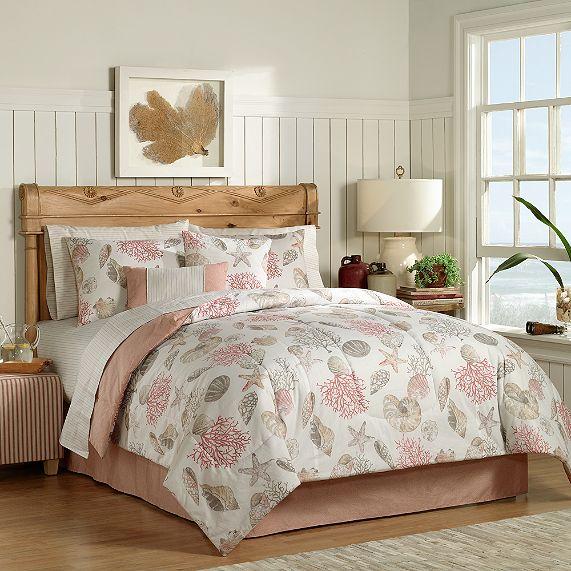 seashore complete comforter set