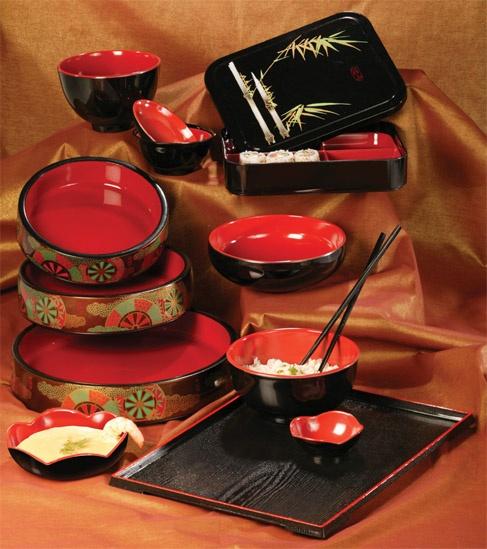 Lovely Japanese Dinnerware.